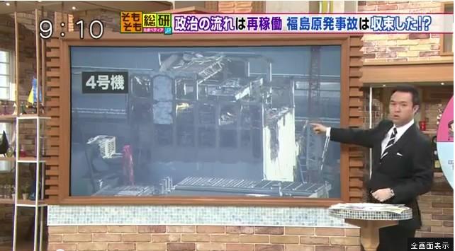 小出裕章:4号機燃料プールが崩壊すれば日本は おしまい です4