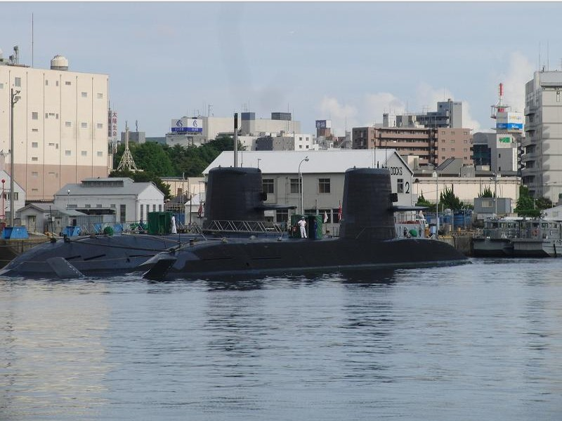米海軍 原子力潜水艦2