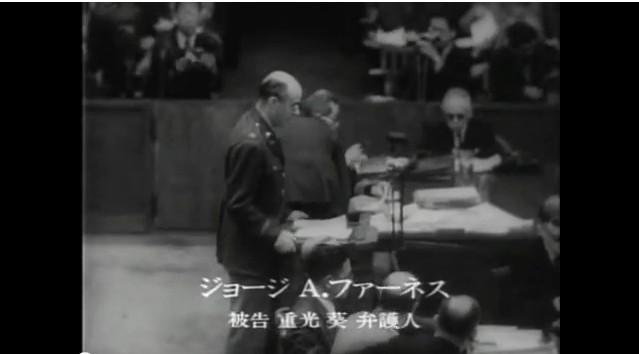 東京裁判で戦犯とされる者を弁護する米国弁護士+神風特別攻撃隊+珍事①