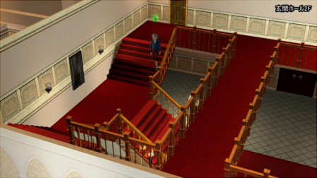 玄関ホール2F