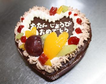 バースディケーキ20131017b