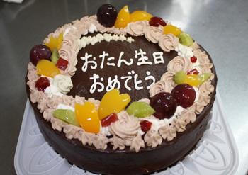バースディケーキ20131017c