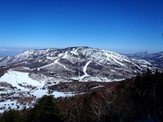 11.東館山から焼額山