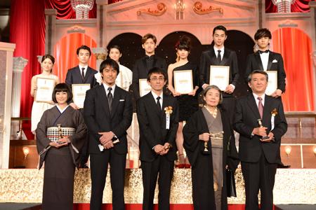 36回日本アカデミー賞