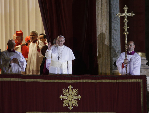 266代ローマ法王