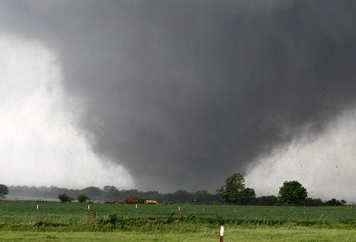 オクラホマ巨大竜巻