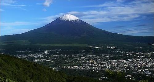 富士山世界遺産
