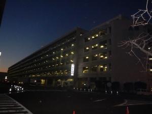 東京流通センター 物流ビル 外観