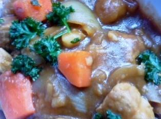 野菜ゴロゴロカレー