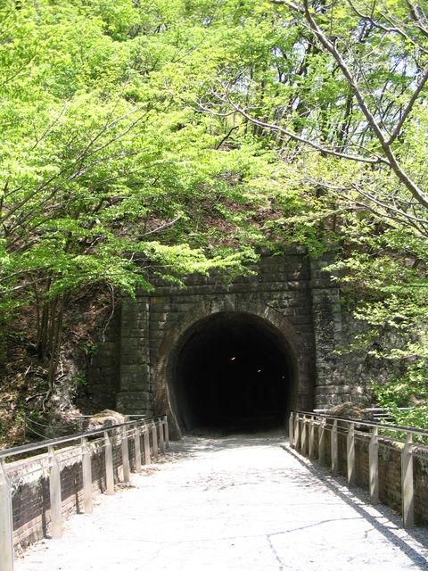 碓氷峠トンネル