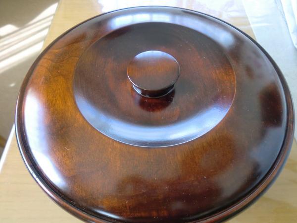 木地師菓子鉢