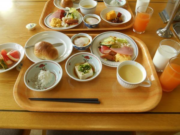 こもろ朝食