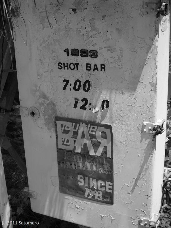 Shot Bar since 1993