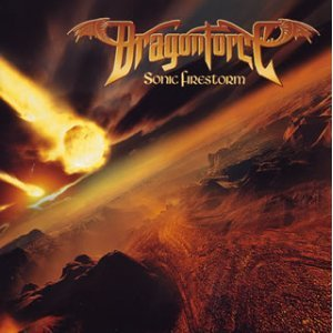 DRAGONFORCE / Sonic Firestorm