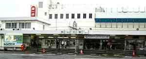 写真-狭山駅前2009