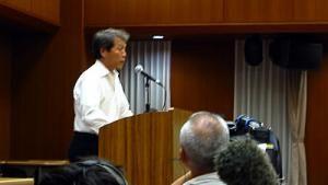 桜井昌司氏の訴え:於2011/7/12狭山事件再審市民集会