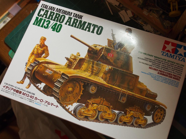 カルロ・アルマートM13/40