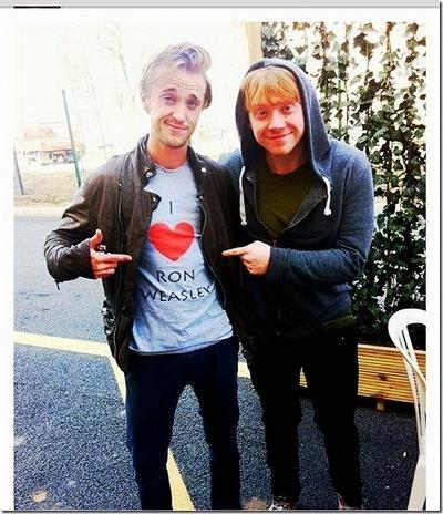 Ron x Draco1