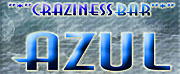 **Craziness bar Azul**