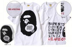 APE × BSMG コラボTシャツ