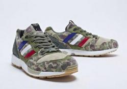 BAPE® × adidas originals × UNDEFEATED ZX 5000