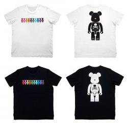 BE@RBRICK x mastermind JAPAN COLLABORATION TEE – COLOR