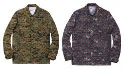 Supreme Comme des GARCONS SHIRT 2013 Coaches Jacket