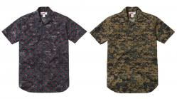 Supreme Comme des GARCONS SHIRT 2013 Loop Collor Shirt