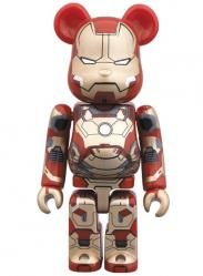 IRON MAN MARK XLII BE@RBRICK