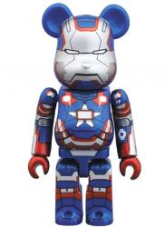 IRON PATRIOT BE@RBRICK