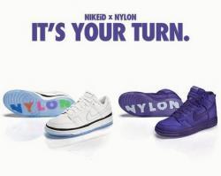 NIKE iD × NYLON
