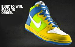 Nike Dunk High Be True iD
