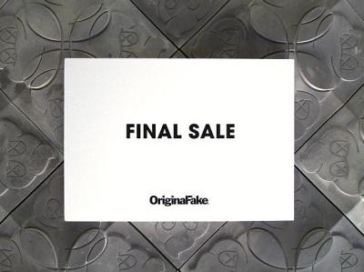OriginalFake FINAL SALE