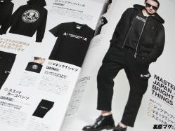 ブラックセンスマーケット × マスターマインド