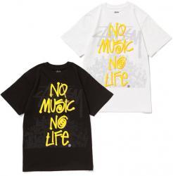 STUSSY × タワレコTシャツ