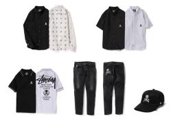 Stussy x mastermind JAPAN group.2