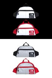 supreme × the north face Reflective 3M Medium Day Pack Backpack