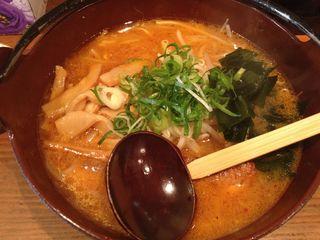 ぐるナビで「京都」「味噌ラーメン」で検索したら出て来た