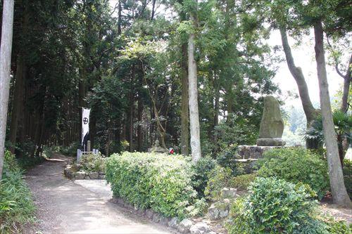 関ケ原の合戦 薩摩藩・島津義弘の陣跡
