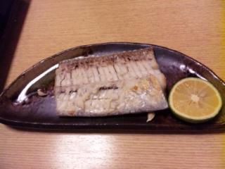 ひよし 太刀魚