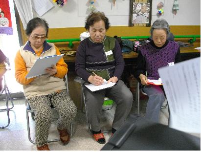 東京都 足立区 老人保健施設(入所・通所・通所リハビリ) 千寿の郷 ゆったり体操教室