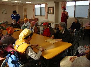 東京都 足立区 老人保健施設(入所・短期入所・通所リハビリ)