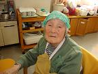 東京都 足立区 老人保健施設(入所・短期入所・通所リハビリ) 千寿の郷 日曜クッキング 芋ようかん