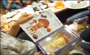 東京都 足立区 介護老人保健施設(入所・短期入所・通所リハビリ) 千寿の郷 親睦会 居酒屋 飲み会 ビール 酒 誕生日 パーティー