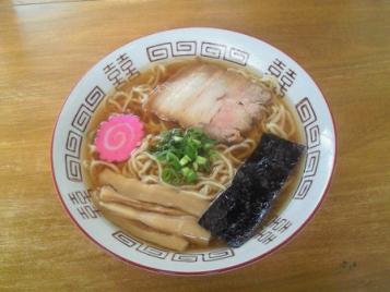 ラーメン450円