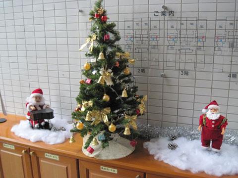 4 クリスマスツリー①