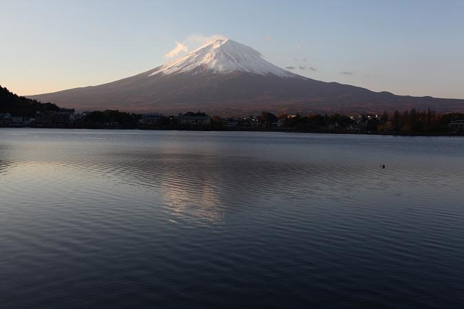 思い描く赤富士にはならなくてIMG_7695