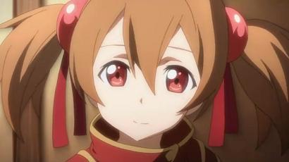 SAO シリカ微笑