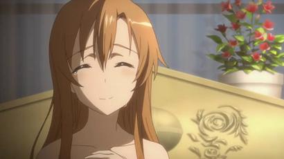 SAO 笑顔