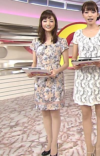 新井恵理那 胸ちらキャプ・エロ画像3